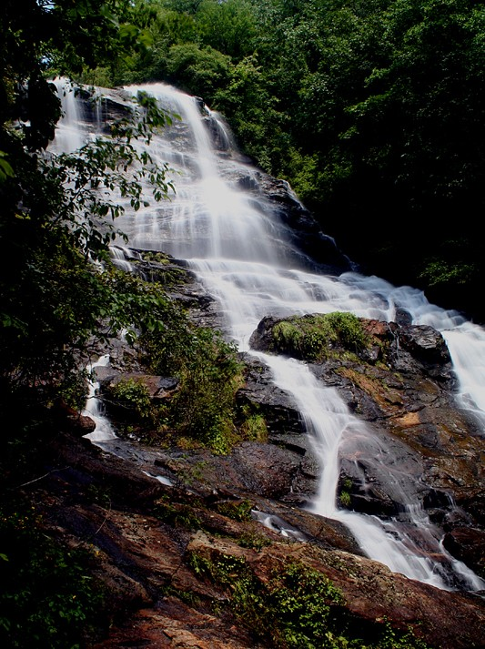 Amicalola Waterfalls III