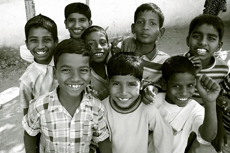 Street Children I