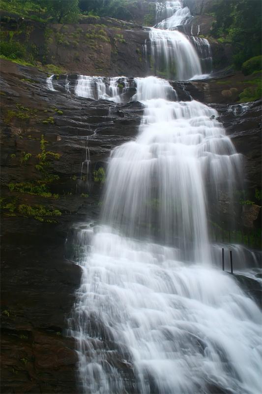 Waterfall munnar Kerala