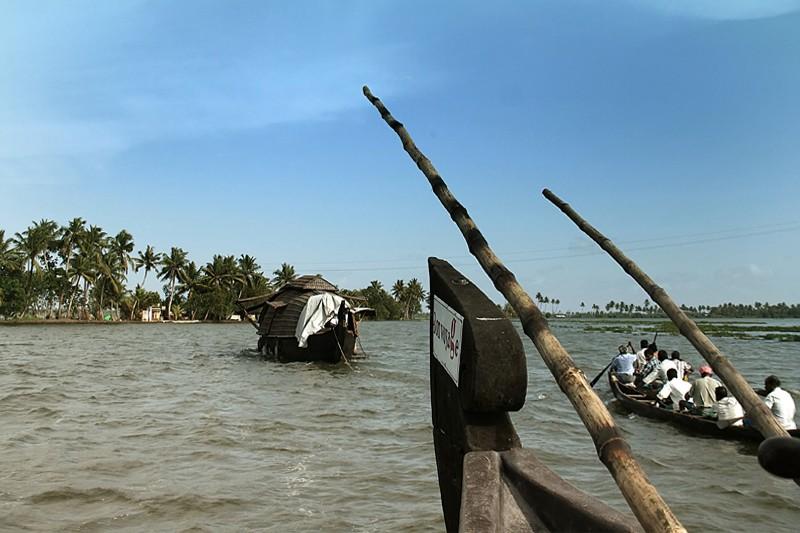 kerela house boat ride