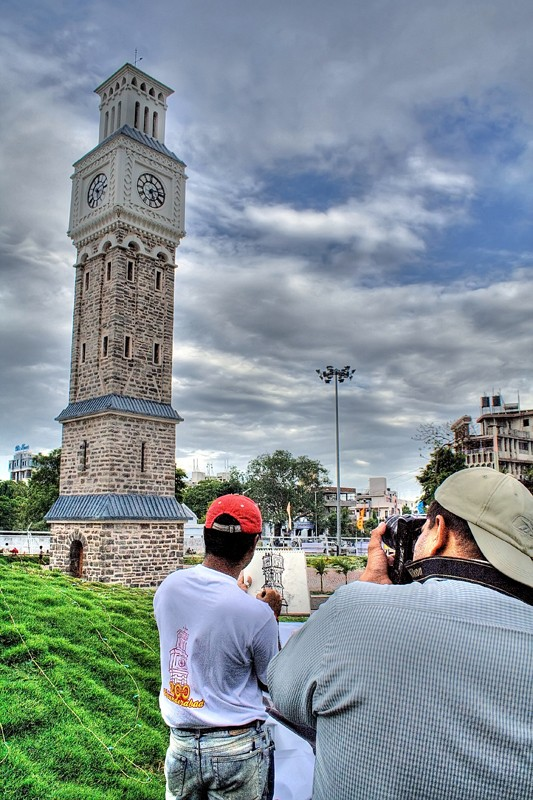 Clock tower Secunderabad