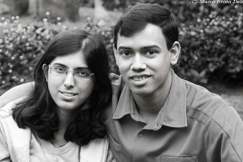 Me and my wife, Lipika