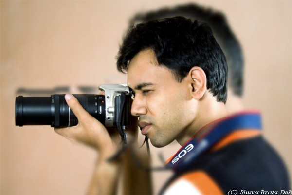 Me, the lensman   I