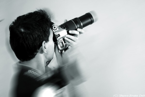 My portraitt, Me the lensman III