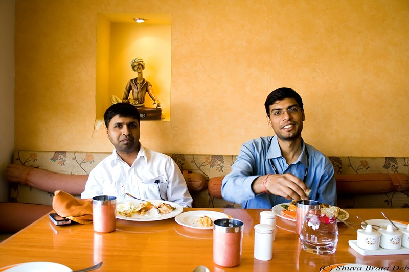 Ramky and Kishore