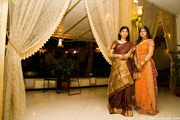 Lipika and Rakhi