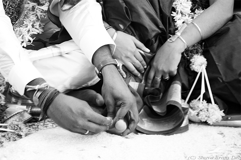 Sacred moments of an Indian marriage - V/VI