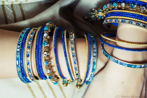 Newly bought bangles