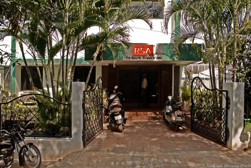 RSA Hyderabad office