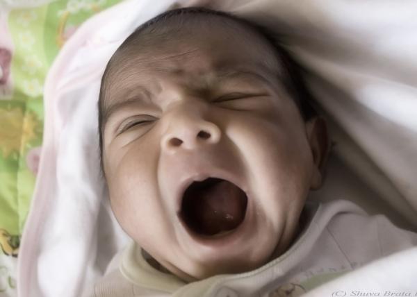 Yawn Yawn -- Tisha.