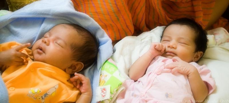 Baby friends