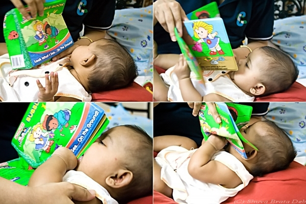 Reading session