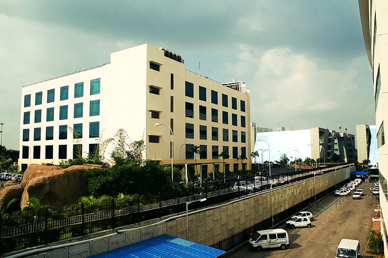 HSBC office Madhapur
