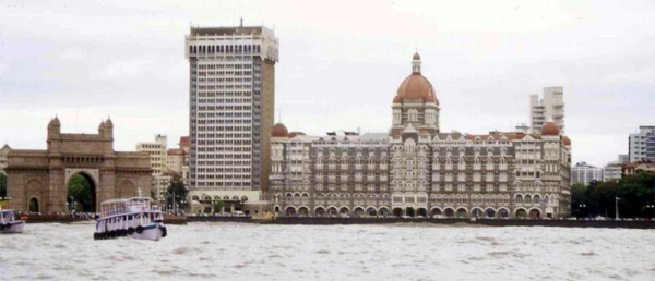 The Taj Hotel, Mumbai (in 2002)
