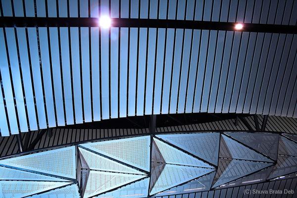 Roof inside HIA