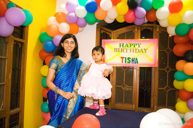 Tisha Birthdayday Party II