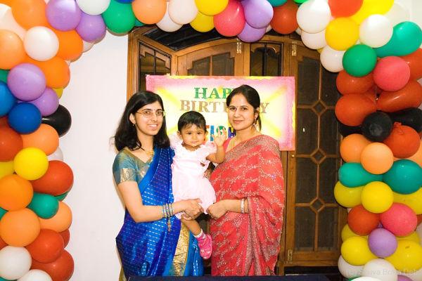 Tisha Birthdayday Party III