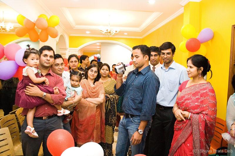 Tisha Birthdayday Party VI