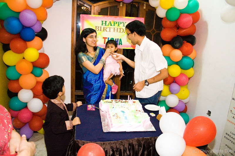 Tisha Birthdayday Party VII