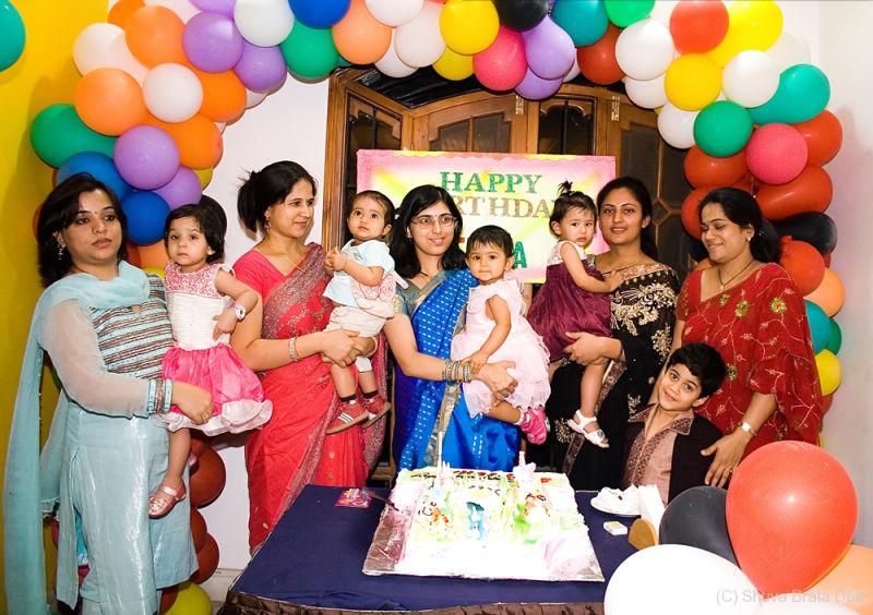 Tisha Birthdayday Party VIII