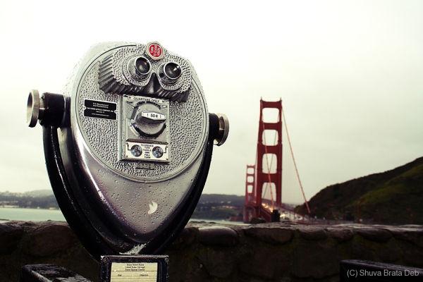 Golden Bridge view