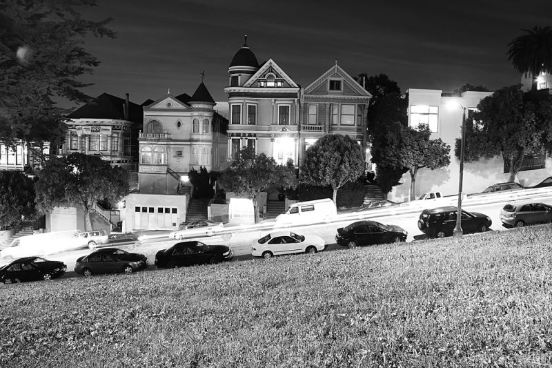 Alamo Square, San Francisco IV