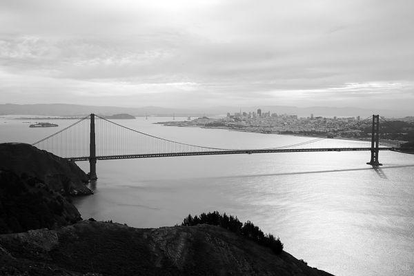 Golden Bridge @ San Francisco