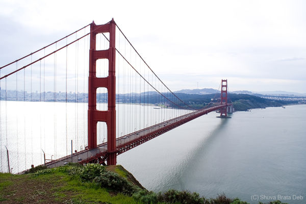 Golden Bridge @ San Francisco