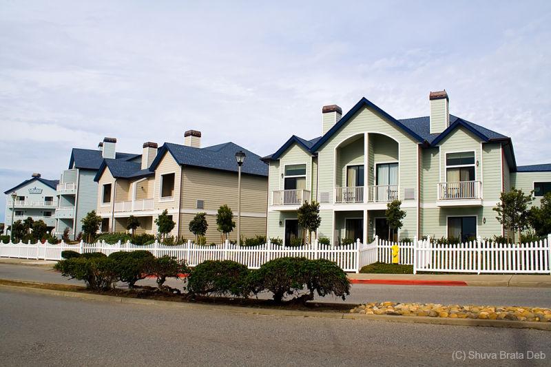 Pretty Houses