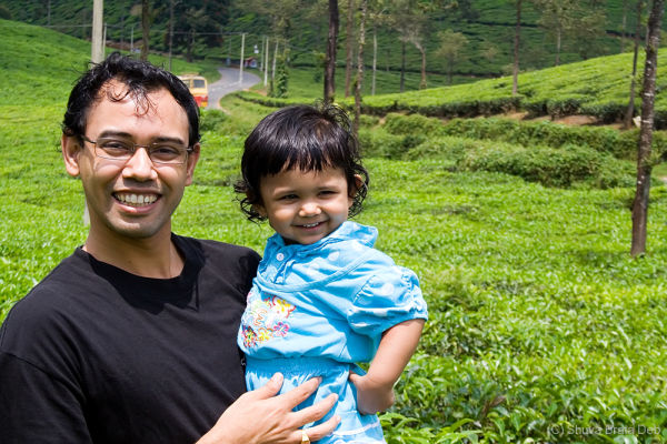 Tisha and Me at Wayanad