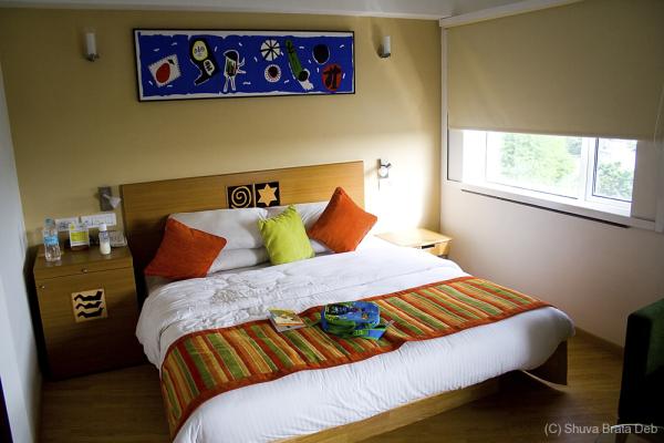 Hotel room @ Chennai