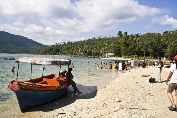 North Bay, Andaman