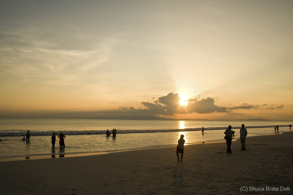 Sunset at Radhanagar Beach, Havelock