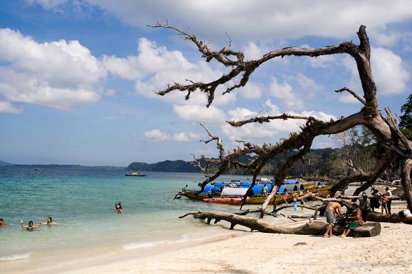 Elephant Beach, Andamans