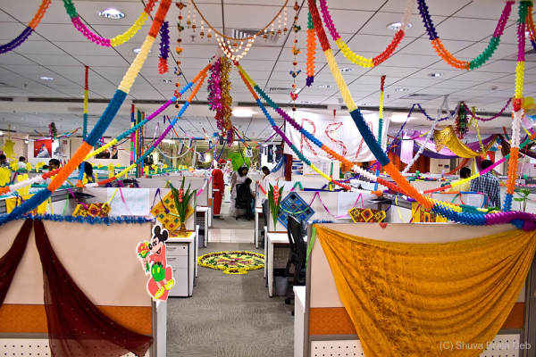 RSA Day at Office, 2010