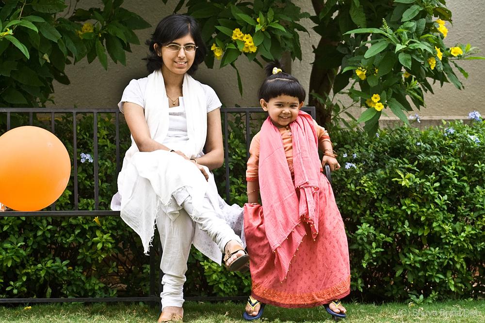 Tisha and Lipika