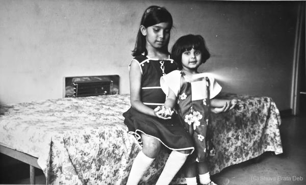 Lipika and Tanuka @ ~1981