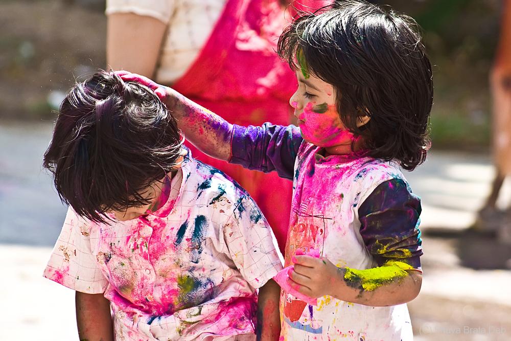 Tisha and Sanvi
