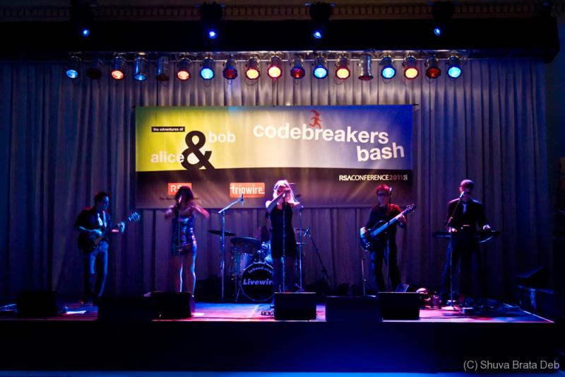 Codebreaker's bash