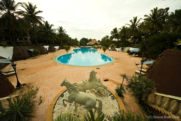 Golden Palms Resort, Bangalore