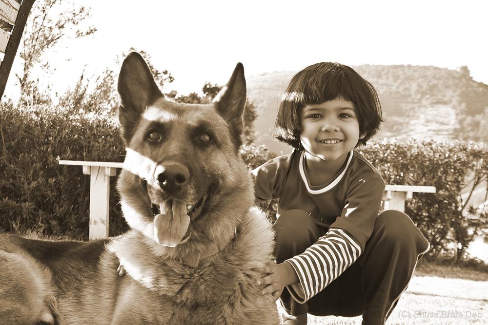 Moby and Tisha
