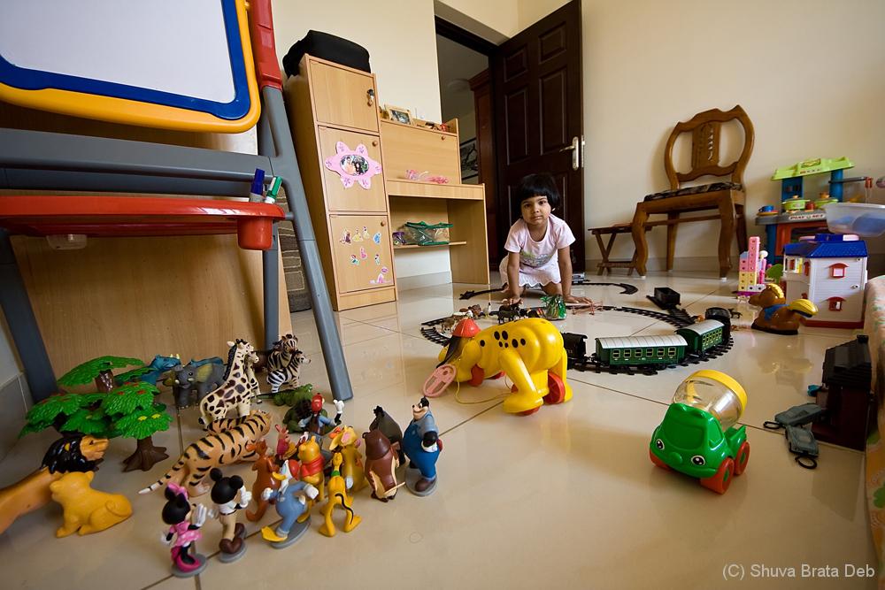 Tisha's Toy story