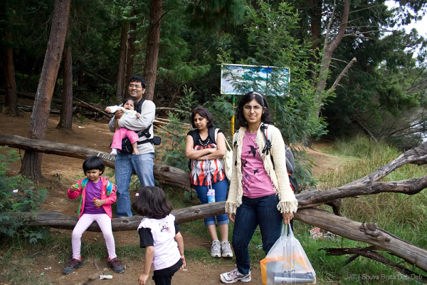 Picnic at Berijam Lake, Kodai