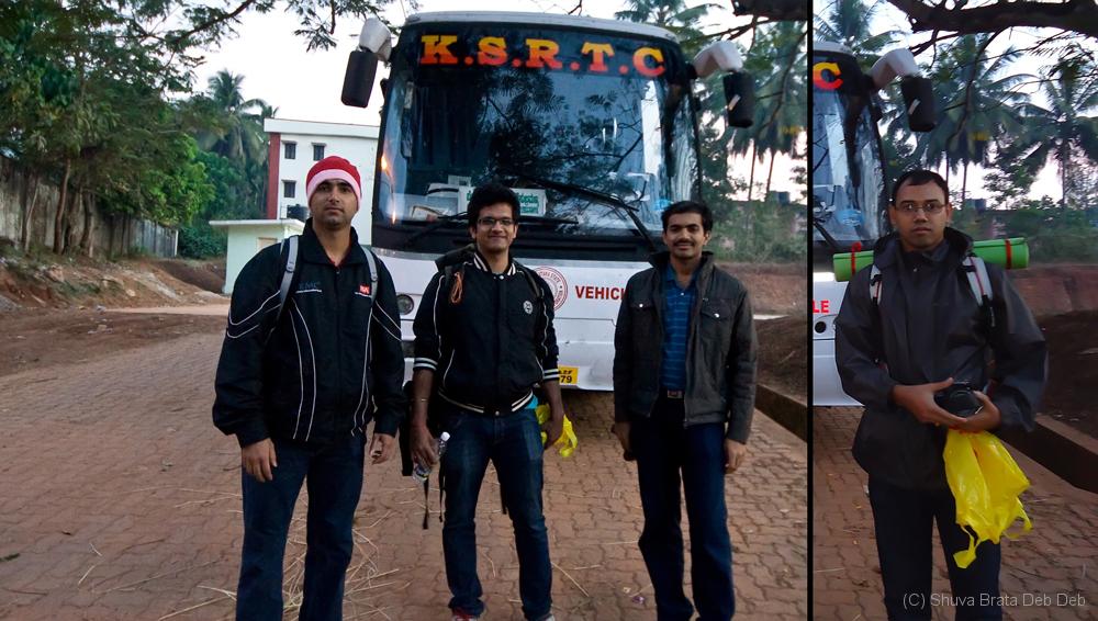 Trip to Kumara Parvatha