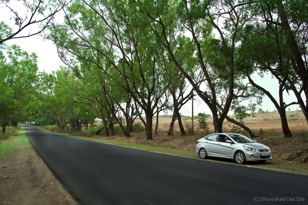 Drive to Chikmagalur