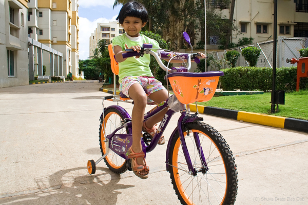 Tisha First Bicycle