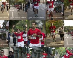 Ajmera Thumps 10K run