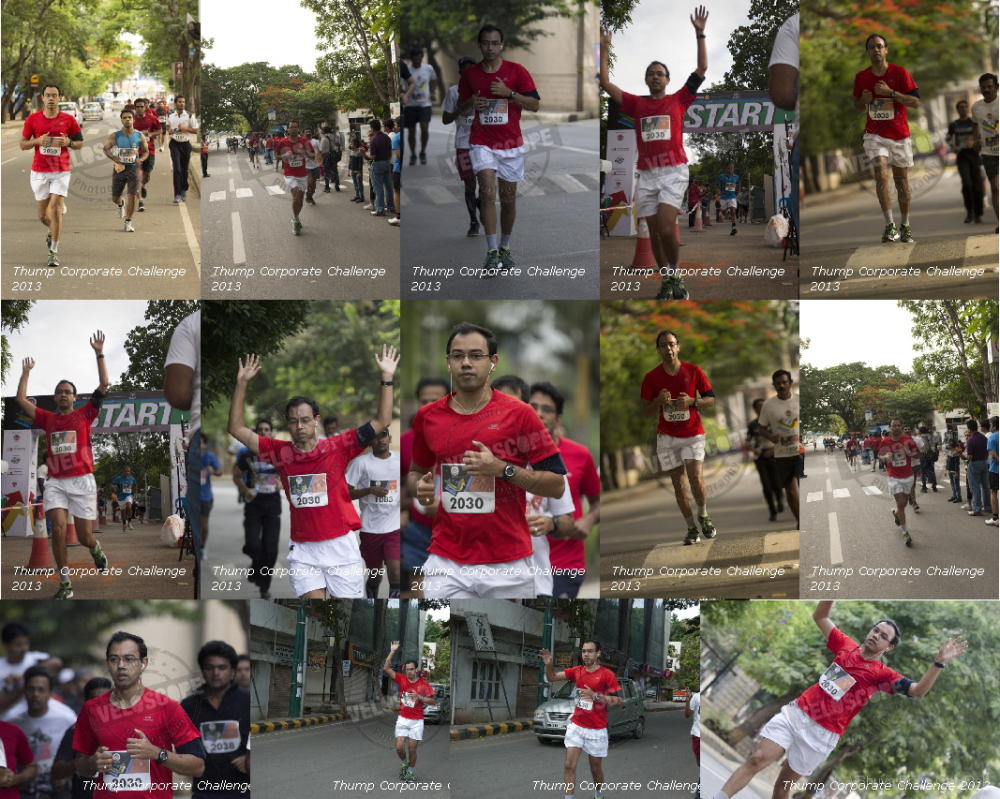 Ajmera Thumps 10K run
