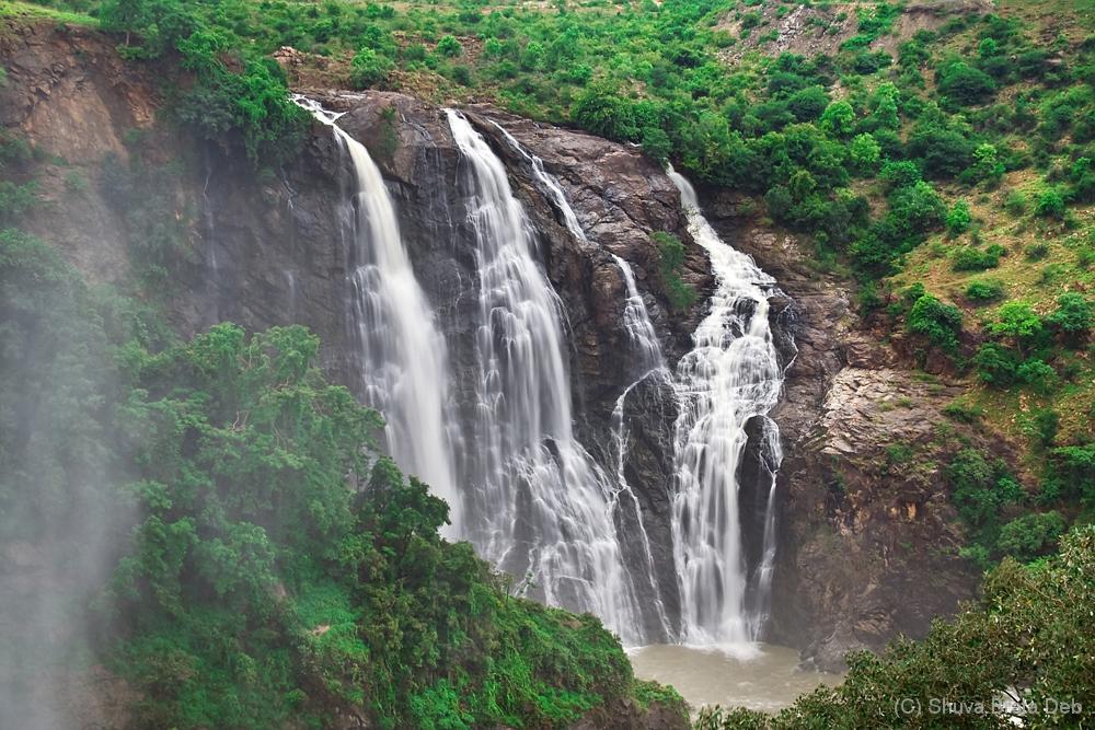 Sivasamudram Falls
