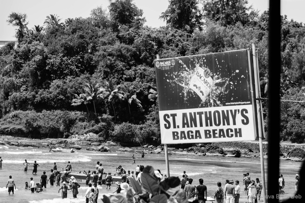 St Anthony's Baga Beach